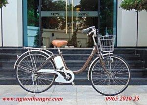 Xe đạp điện Nhật , bãi ba chế độ ( đạp...