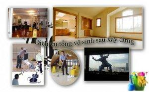 Dịch vụ vệ sinh - bảo dưỡng, phục hồi và đánh bóng sàn đá