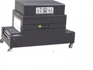Máy rút màng co BS400, máy bọc màng co hộp, máy rút màng co PVC