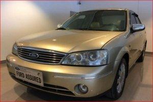 2003 Ford Laser Sedan