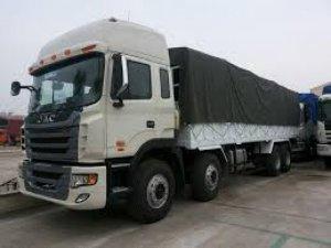 Xe tải jac 4 chân 18 tấn (17.9 tấn) máy 310HP đời 2015