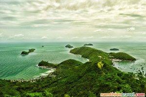 Tour khám phá Đảo Nam Du huyền bí Tết Âm Lịch + Tiệc nướng hải sản