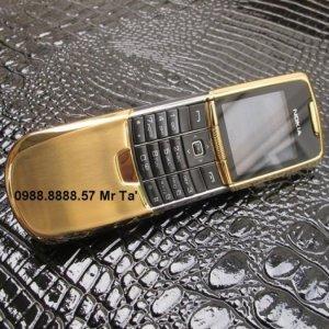 Nokia 8800 Anakin Gold đẳng cấp thời gian
