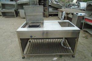 Tủ bàn bếp dùng cho nhà bếp