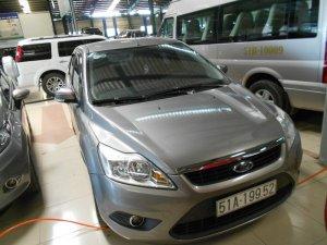 Bán Xe Ford Focus 1.8 AT 05 cửa sx 2011 ghi xám bstp