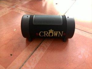 Loa crown số 4 nghe nhạc cực thích