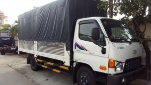 Xe tải Hyundai HD65 2.5 tấn lắp ráp và nhập...