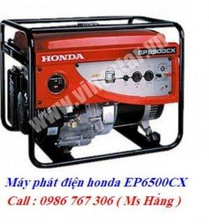 Ở đây bán máy phát điện Honda 5KVA chính hãng (đề nổ,giật nổ) giá rẻ nhất
