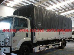 Bán xe tải Isuzu 6,2 tấn ( 6t2 ) FRR90N trả góp/ Xe tải isuzu 6 tấn 2 khuyến mãi trước bạ 100%.