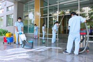 Dịch vụ dọn vệ sinh nhà hợp phong thủy đón thần tài