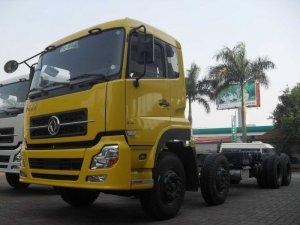 Giá bán xe tải thùng Dongfeng 4 chân (4 giò) 2 cầu 2 dí 17T99 18 tấn