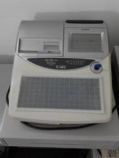 Máy tính tiền casio thích hợp dùng cho Quán Ăn tại Chí Linh Hải Dương