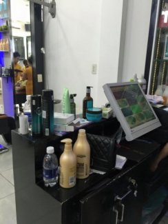 Phần mềm quản lý bán hàng cho Salon tóc tại Thái Thụy Thái Bình Hà Nội Hà Tây