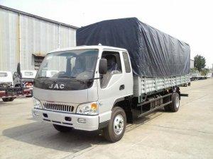 Giá bán xe tải Jac 7.25 tấn thùng mui bạt