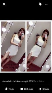 Bán quần áo thời trang giá rẻ 175k