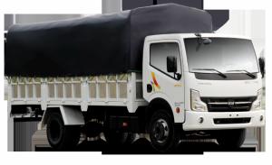 Công ty bán xe tải Veam 6T5 6.5 tấn máy nissan VT650 thùng bạt dài 6m1