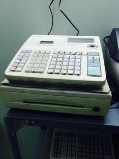 Bán Máy tính tiền Casio SE S300 cho Quán Ăn tại Bạc Liêu Sóc Trăng Long An