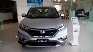 Honda CRV 2016 2.0AT đủ màu giao ngay tại Honda Ô tô Phước Thành, ưu đãi lớn