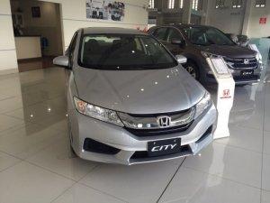 Honda City 2016 MT số sàn, nhiều ưu đãi, giao ngay tại Honda Phước Thành