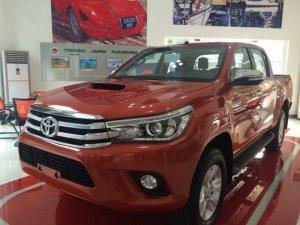 Cần Bán Xe Toyota Hilux 2.8G, Số Tự Động, Mới 100%, Giao Ngay