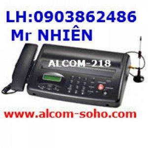 Máy Fax Di Động Không Dây Alcom-218
