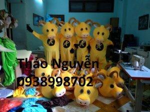 Sản xuất Mascot giá rẻ, sản xuất Mascot giá rẻ
