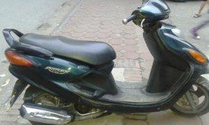 Bán xe máy Yamaha FOCRE màu xanh