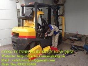 Sửa chữa xe nâng hàng các loại