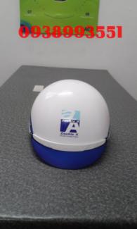 Xưởng in nón bảo hiểm quà tặng, in nón bảo hiểm quảng cáo