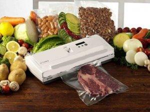 Dịch vụ đóng gói hút chân không hàng hoá thực phẩm tại nhà