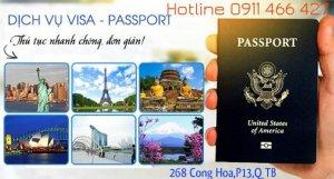 Gia hạn,cấp mới visa tại Việt Nam