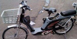 Xe đạp điện Asama ASG