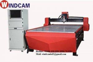 Máy đục gỗ vi tính- linh kiện máy CNC