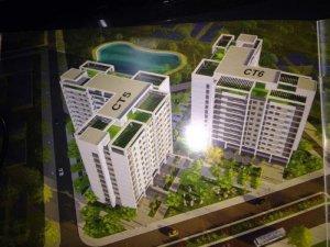 Bán ki ốt CT5- CT6 Tứ Hiệp- Hồng Hà Eco city,...