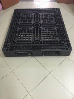 Pallet nhựa cũ Nhật Bản giá rẻ siêu nặng 1300x1100x150 mm