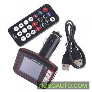 Máy phát nhạc MP3/MP4- 4in1 ô tô màn hình LCD điểu khiển từ xa