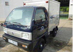 Xe Tải Thùng Inox Suzuki 560 Kg