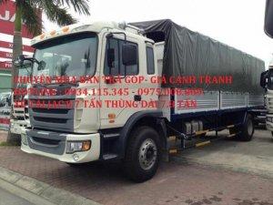 Bán xe tải JAC 9.1 tấn/9T1 công nghệ IsuzuXe tải JAC 9.1 tấn/9T 9.1 tấn giá cạnh tranh.