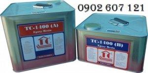Mua Epoxy TC-1400, TC-1401, TC-E500, TC-E206 tại Vũng Tàu, Bình Dương, Đồng Nai