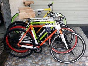 Xe đạp Fixed gear Fornix (Mới)