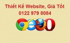 Thiết kế Website, giá tốt