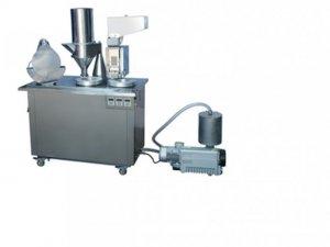 Máy vô nang thủ công CGN-208D, máy làm viên nhộng cứng bán tự động