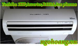 Máy Lạnh Cũ Toshiba 1.5Hp R410A Inverter Nội Địa Nhật