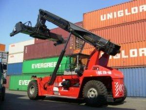 Cho Thuê và Bán Xe Cẩu Nâng Hạ Chụp Container...