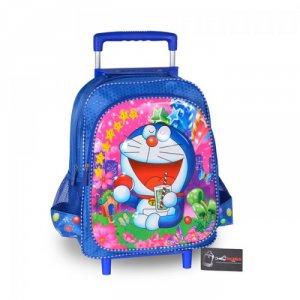 Balo kéo học sinh màu xanh ATCBLK0715001