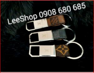 Key Ring-Móc khóa  Phụ kiện trang trí cho các tín đồ hàng hiệu - HOT
