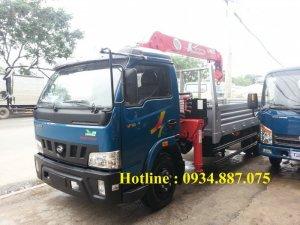 Bán xe tải cẩu Hyundai 5 tấn gắn cẩu Unic...
