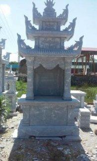 Lăng mộ đá đẹp Lê Phát