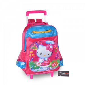 Ba lô kéo học sinh hình mèo Kittty ATCBLK0715002