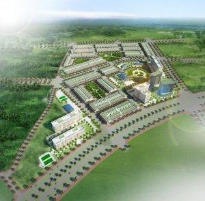 Đất nền dự án giá rẻ, trung tâm thành phố, sổ đỏ từng nền